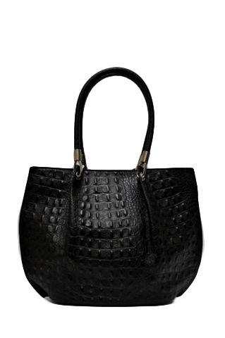 Кожаная женская сумка, Giglio Fiorentino Art 0022-05, Италия.