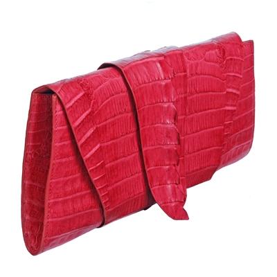 Женская сумка из кожи крокодила Alanda 23354, модель: 078-191-cro.