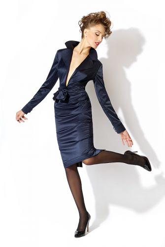 Фасоны платьев черных - платья - лучшие фото.