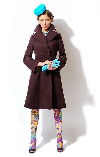 Москва рулит: зимнее женское кашемировое пальто изготовлено в ростове на дону