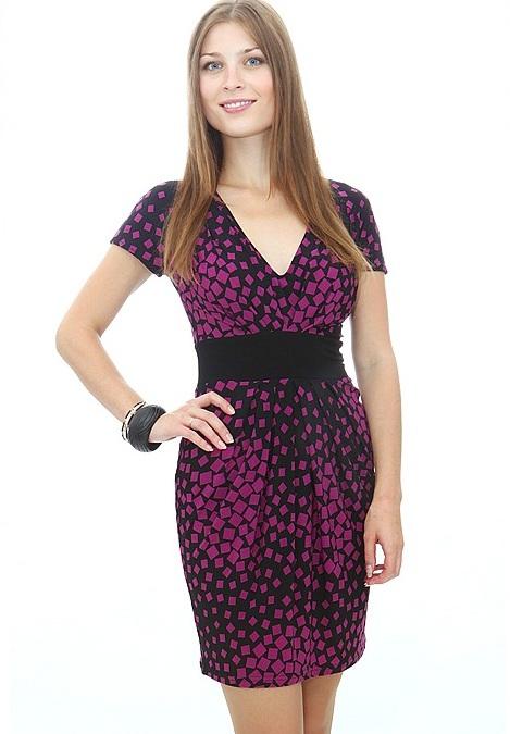 Платье тюльпан доставка