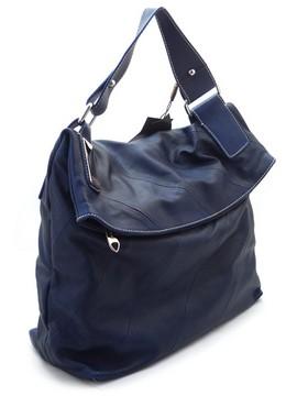синяя сумка - Сумки.