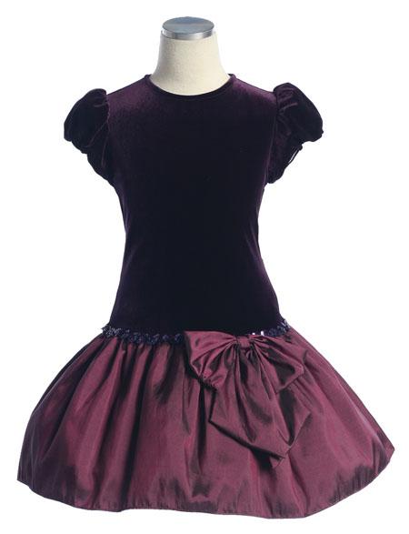 Детские платья.(+ выкройки