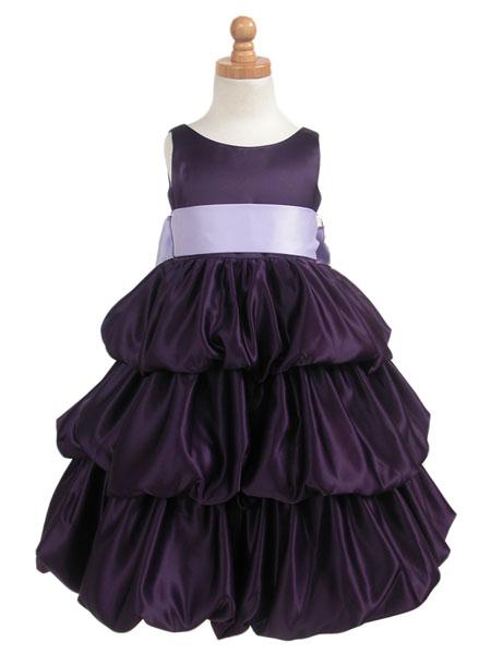 Выкройки платьев для детей 1 года