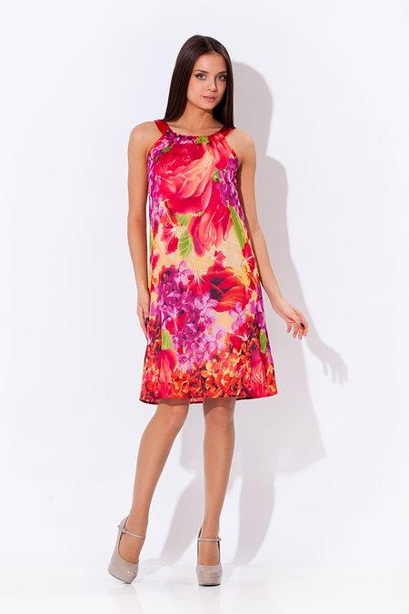 Яркие платья с доставкой