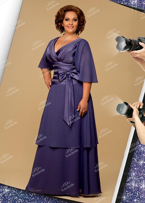 Вечерние платья на свадьбу фото больших размеров