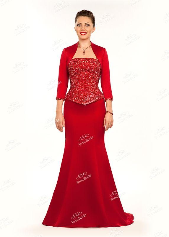 платье вечернее с балеро - Выкройки одежды для детей и взрослых.