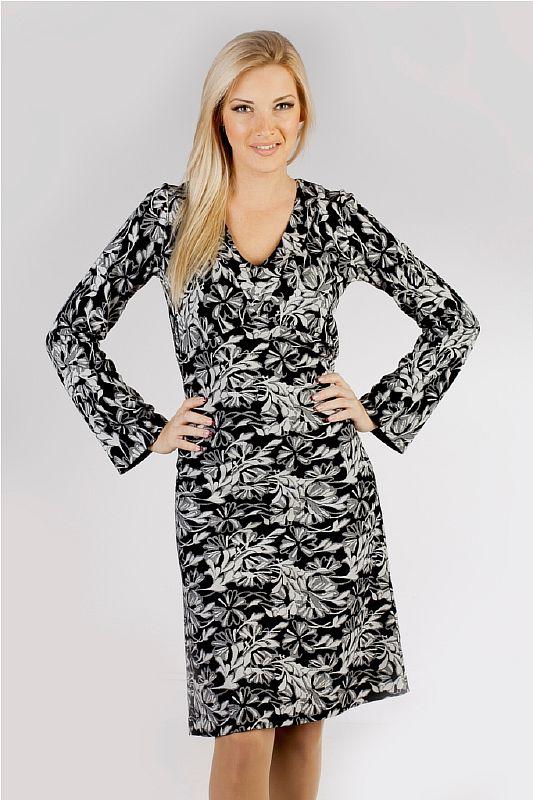 Дизайнерская одежда платья тюльпан