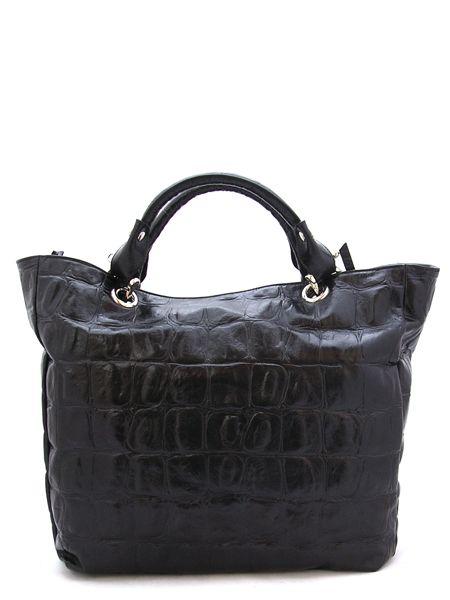 мужские кожаные сумки под крокодила - Сумки.