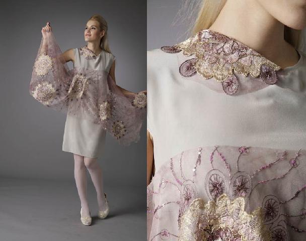 трикотажное платье картинки