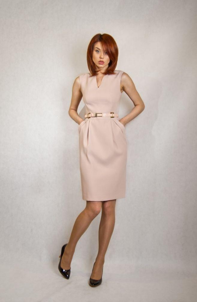 Купить женские офисные платья BALIZZA