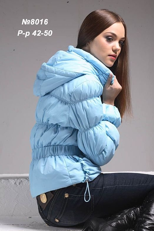 Весенняя куртка 8016