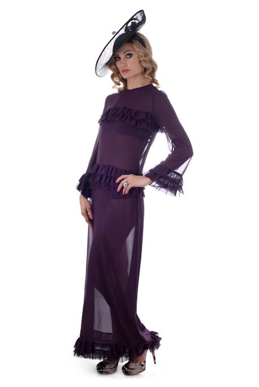 платье из трикотажа выкройка