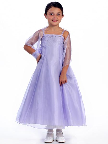 Платья нарядные детские с цветами VLADIRA.