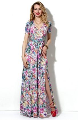 Летние платья на запах купить