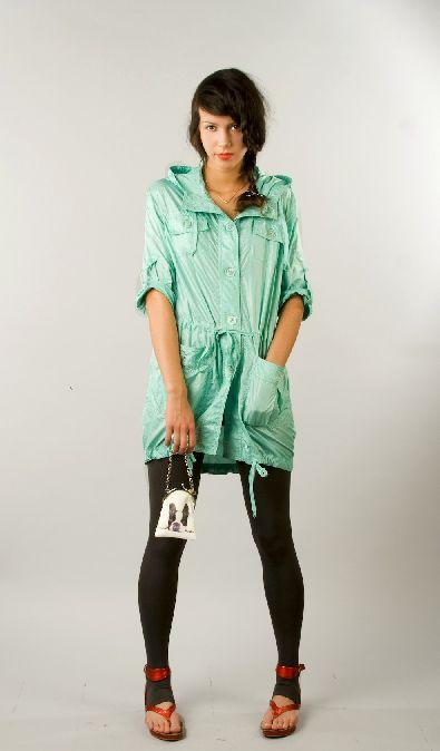 куртка парка женская фото весенняя