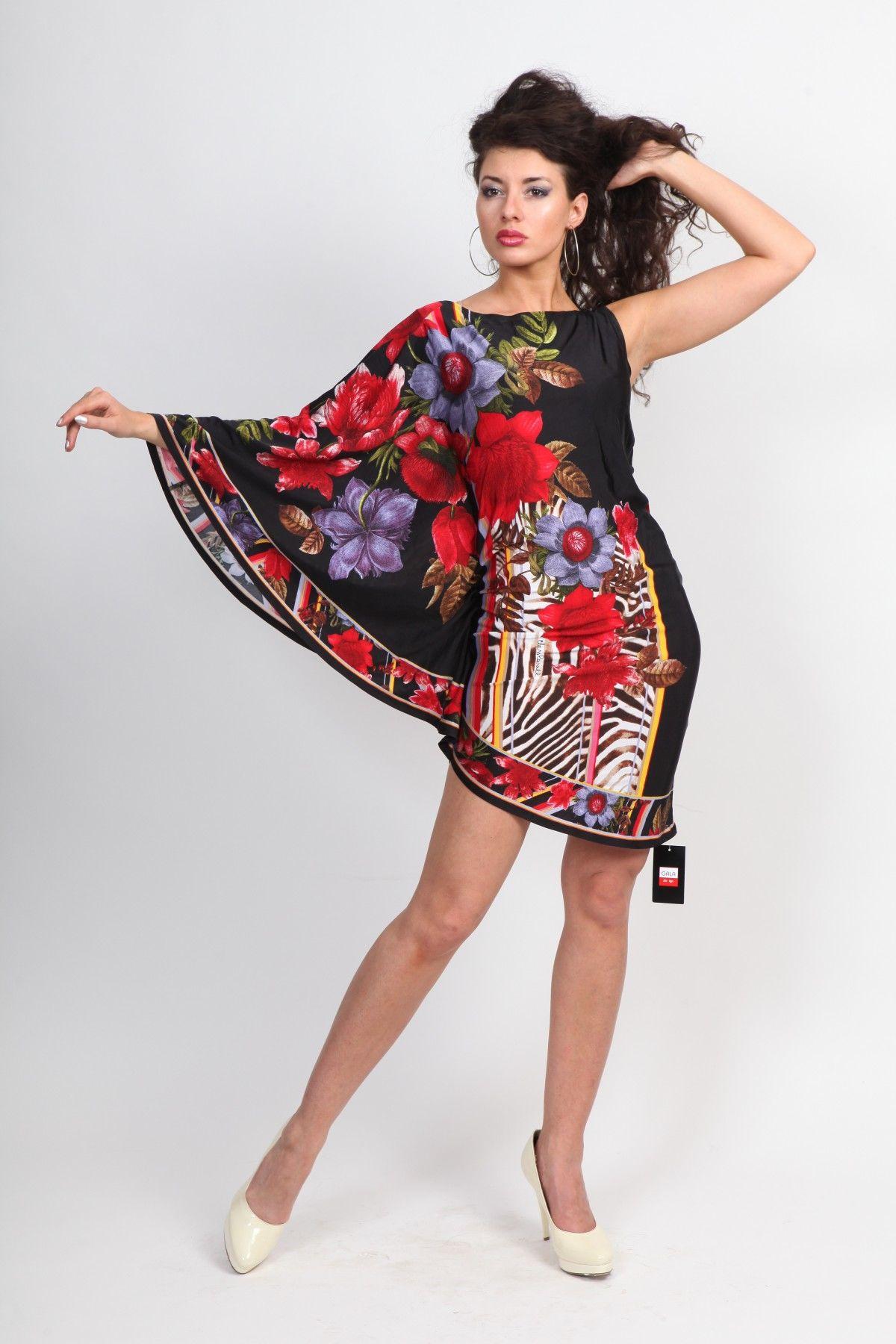 Летнее платье +пояс в подарок, цена - 100