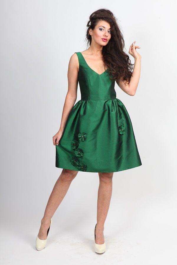 Летнее пышное платье купить в интернет-магазине, цена.