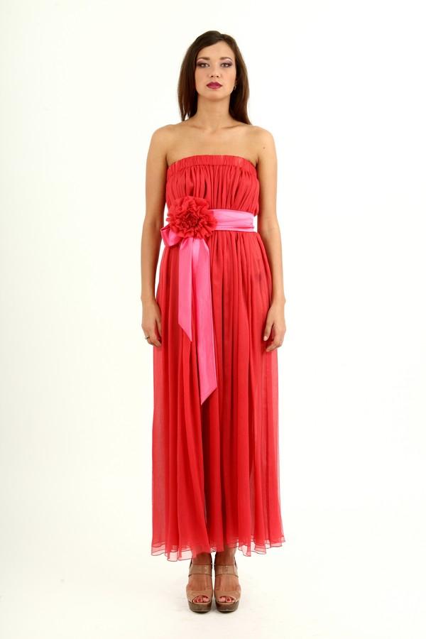 Купить длинное летнее платье