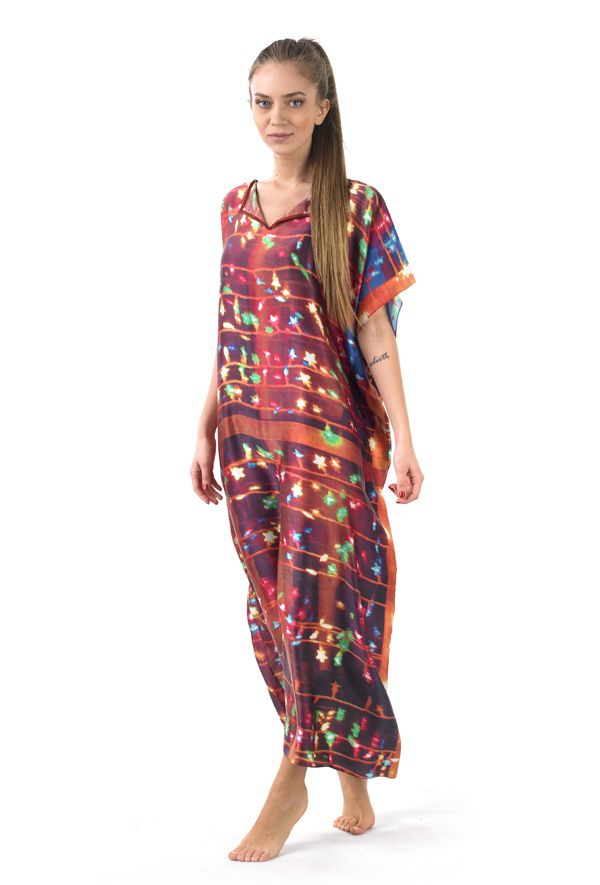 Платье Туника Длинное