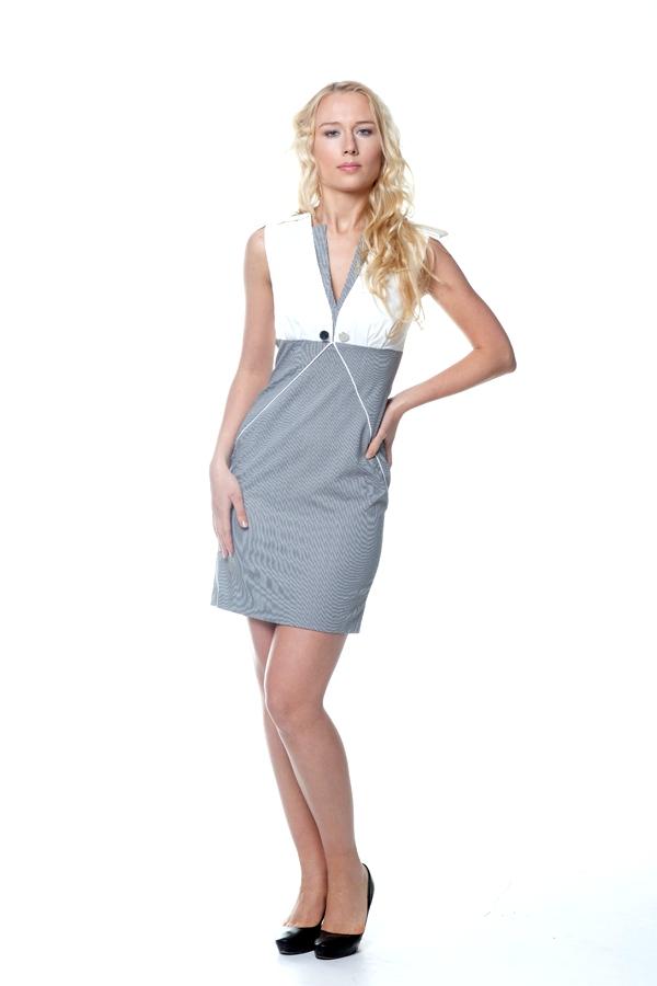 Модный портал. теплый сарафан для офиса - Все о моде