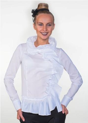 Блузки Сатин В Новосибирске