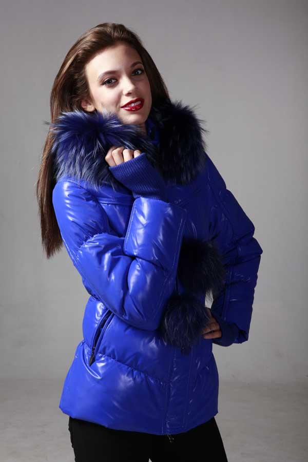 Фото модные женские зимние куртки 2012