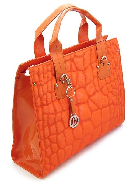 сумка оранжевая - Сумки.