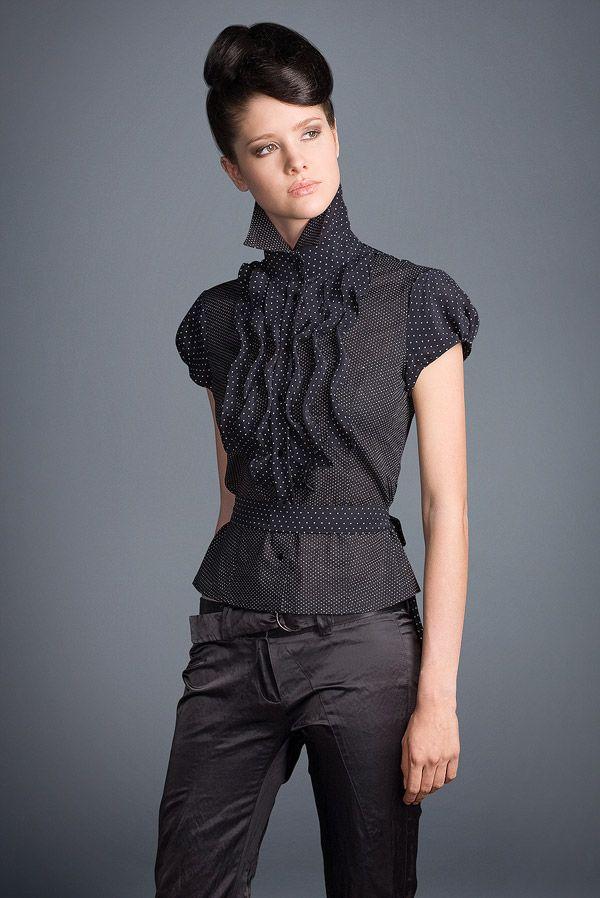 Женскую красивую блузку купить с доставкой