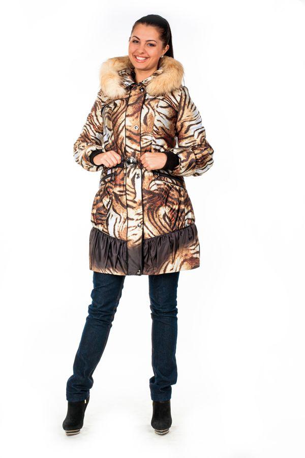 Стеганая куртка двусторонняя Bergame