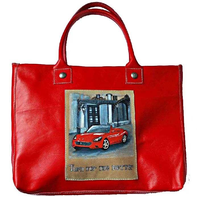 Свой бизнес: производство кожаных сумок Технология и
