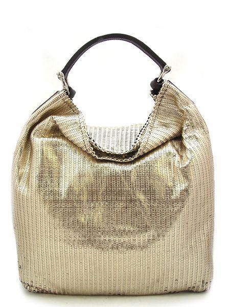 Сумка золотая кожа.  Новое поступление итальянских сумок коллекции.