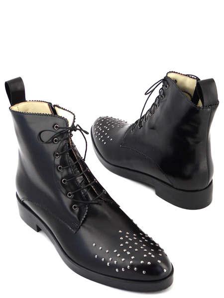 600 pxРазмер.  Черные кожаные осенние ботинки с. 29874 байтДобавлено.