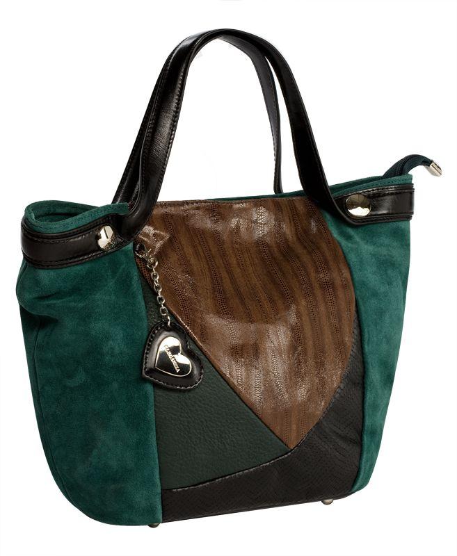 Замшевая сумка Eleganzza ZG - 1672S - купить, отзывы, обзоры.