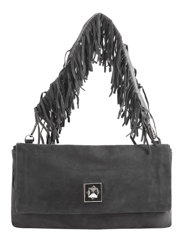Замшевая сумка Eleganzza ZS - 1488 - купить, отзывы, обзоры.