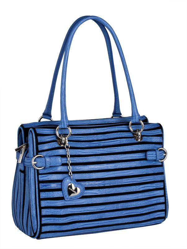Женская сумка ELEGANZZA выполнена из натуральной замши черного цвета.