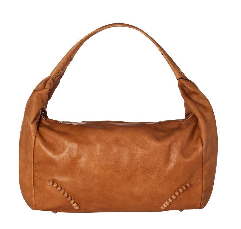 Женская сумка Palio выполнена из натуральной кожи светло-коричневого...