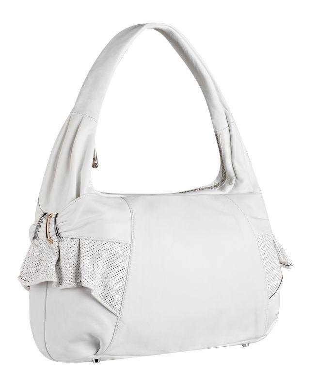 Тип: Кожаная сумка Назначение: для женщин Размер: 33х15х23 Женская сумка торговой марки Eleganzza выполнена из.