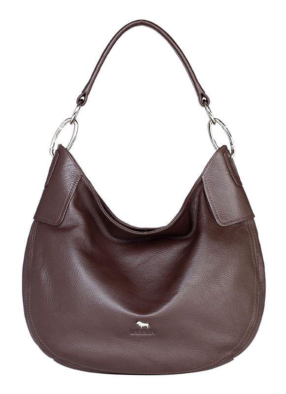 Женская сумка Labbra выполнена из натуральной матовой кожи...