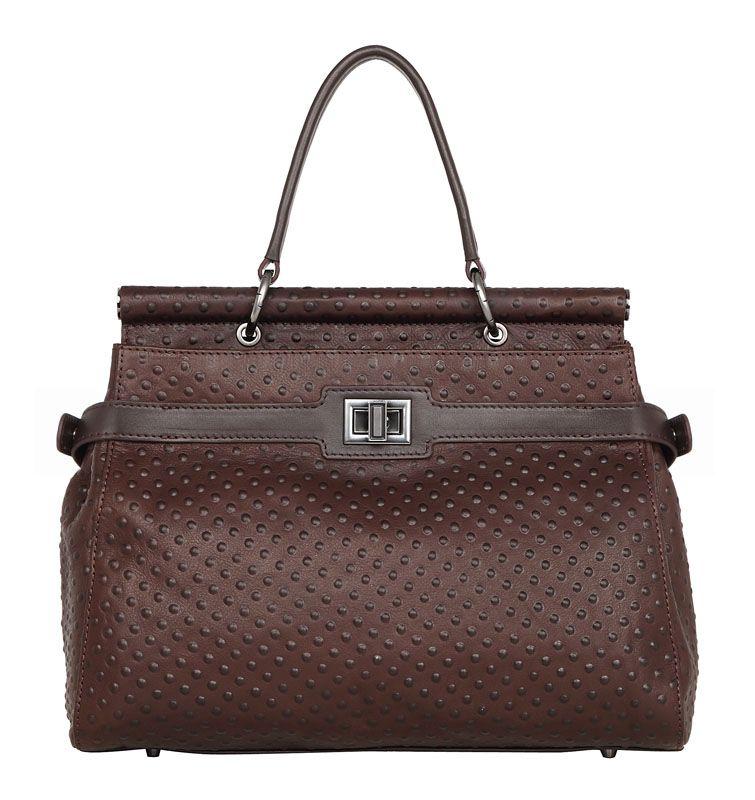 Женская сумка ELEGANZZA выполнена из натуральной кожи...