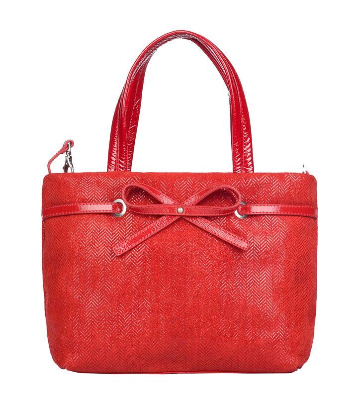 04.09.2012. Женская сумка Palio выполнена из натурального велюра...