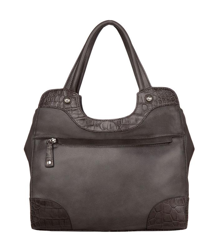 Эффектная сумка-портфель.  Gattinoni.
