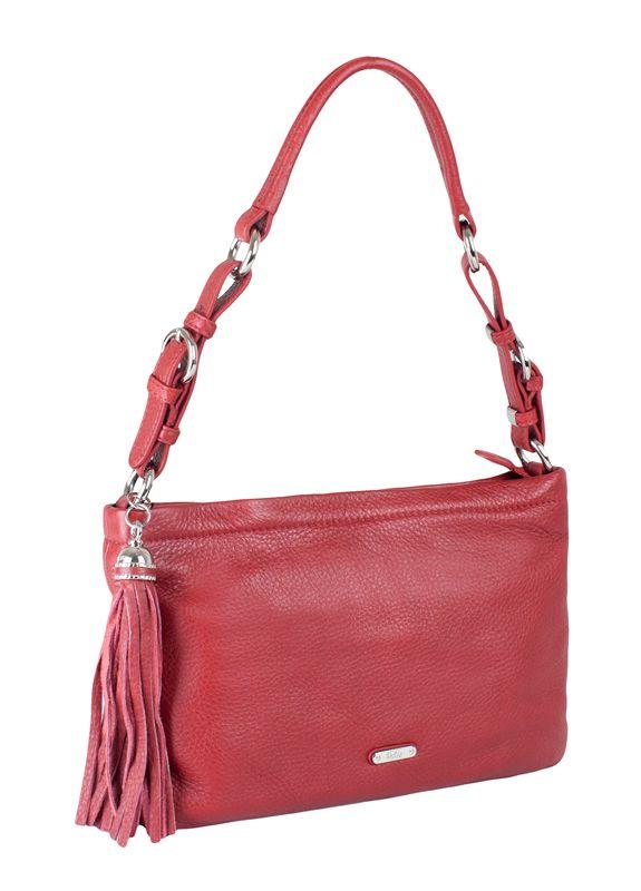 14.08.2012. Женская сумка Palio выполнена из натуральной матовой кожи...