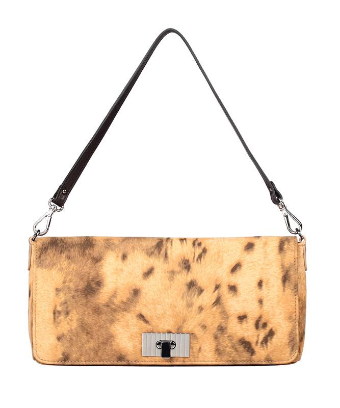 Женская сумка Palio выполнена из натурального нубука светло-коричневого...