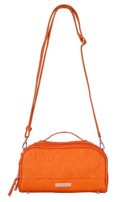 """Перейти в магазин за  """"Сумка FELICITA W161-4 orange."""