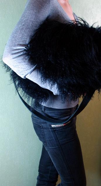 жилетку из натурального меха выкройка: жилетки из кусочков меха, меха...