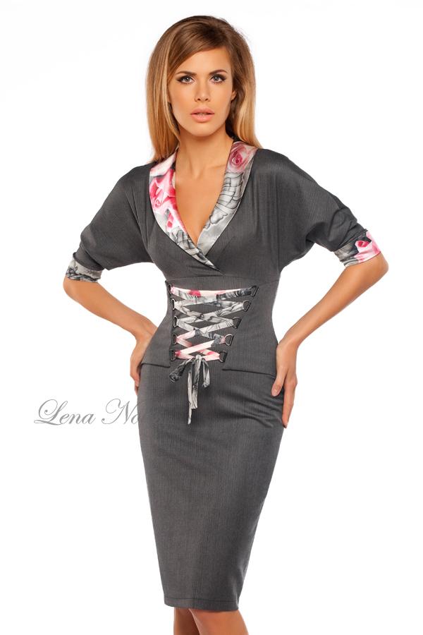 Бирюзовое Платье Купить
