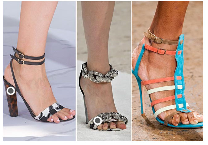Креативная обувь 2015