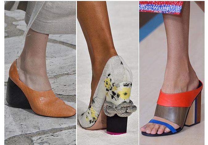 Обувь на каблуках 2015