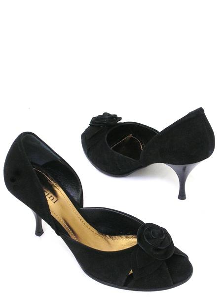 Самые красивые туфли на шпильке и